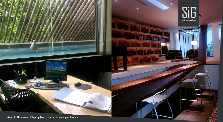 Lawyer Office At Pakubuwono 1