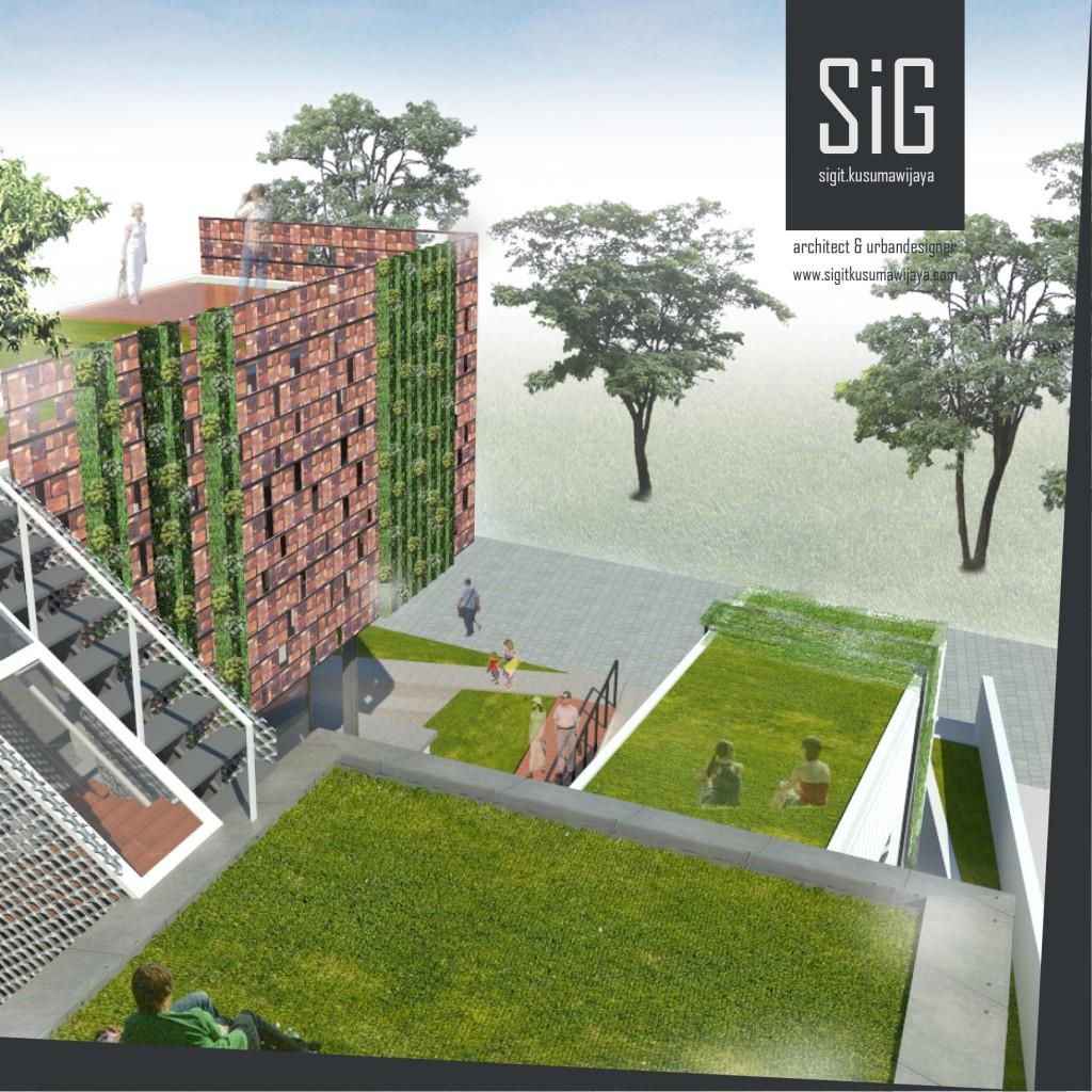 2014-07 - Sharing House at Setu Babakan (A - I) 440 x 440 edited